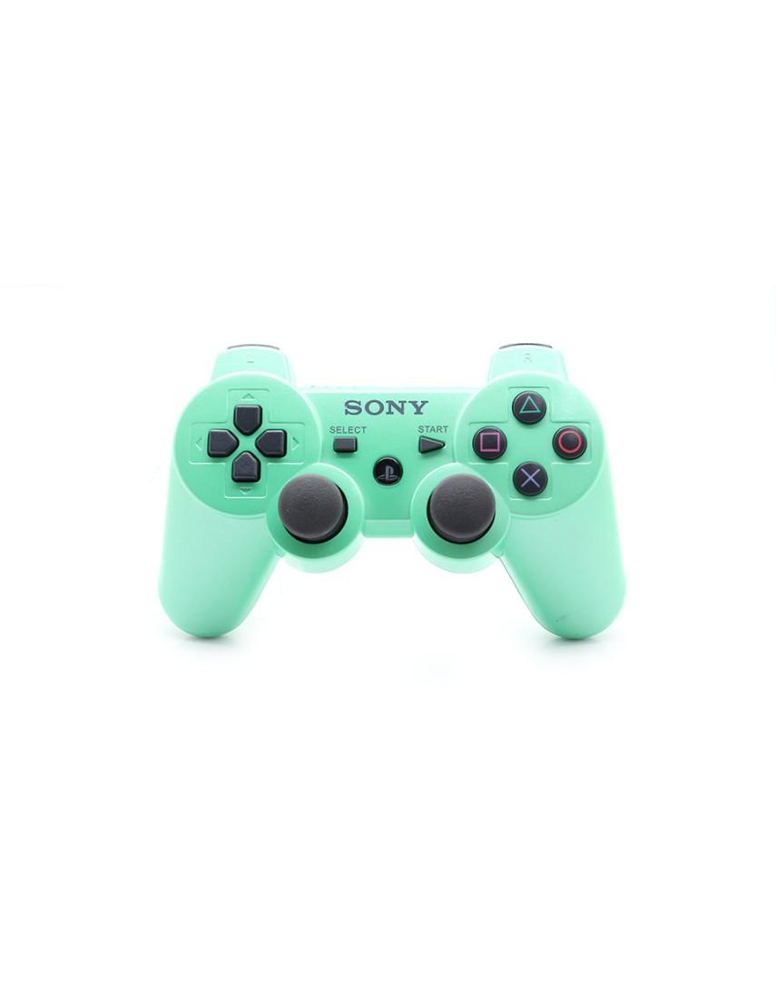 Геймпад для PS3 Dualshock 3 Green