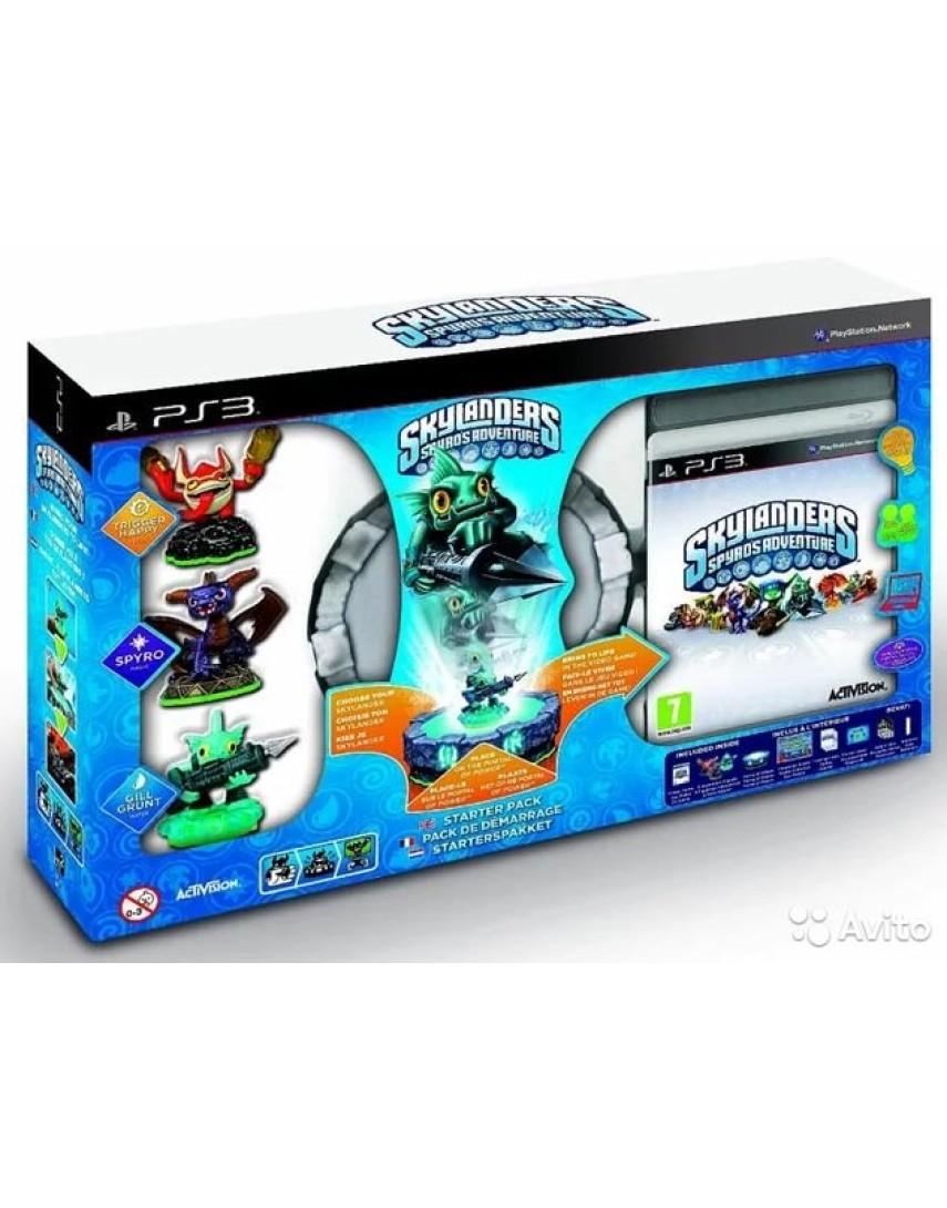 Skylanders Стартовый набор для PS3