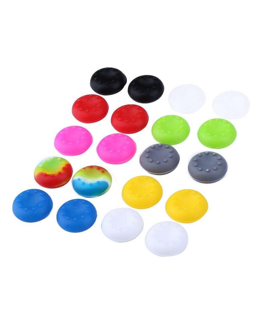 Накладки цветные на стики Комплект из 2-х парных накладок