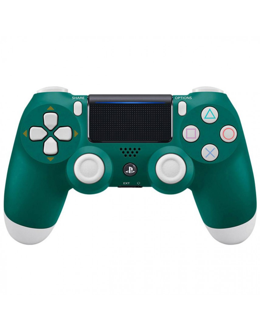 Геймпад для PS4 Dualshock 4 Alpine Green (Дубль)