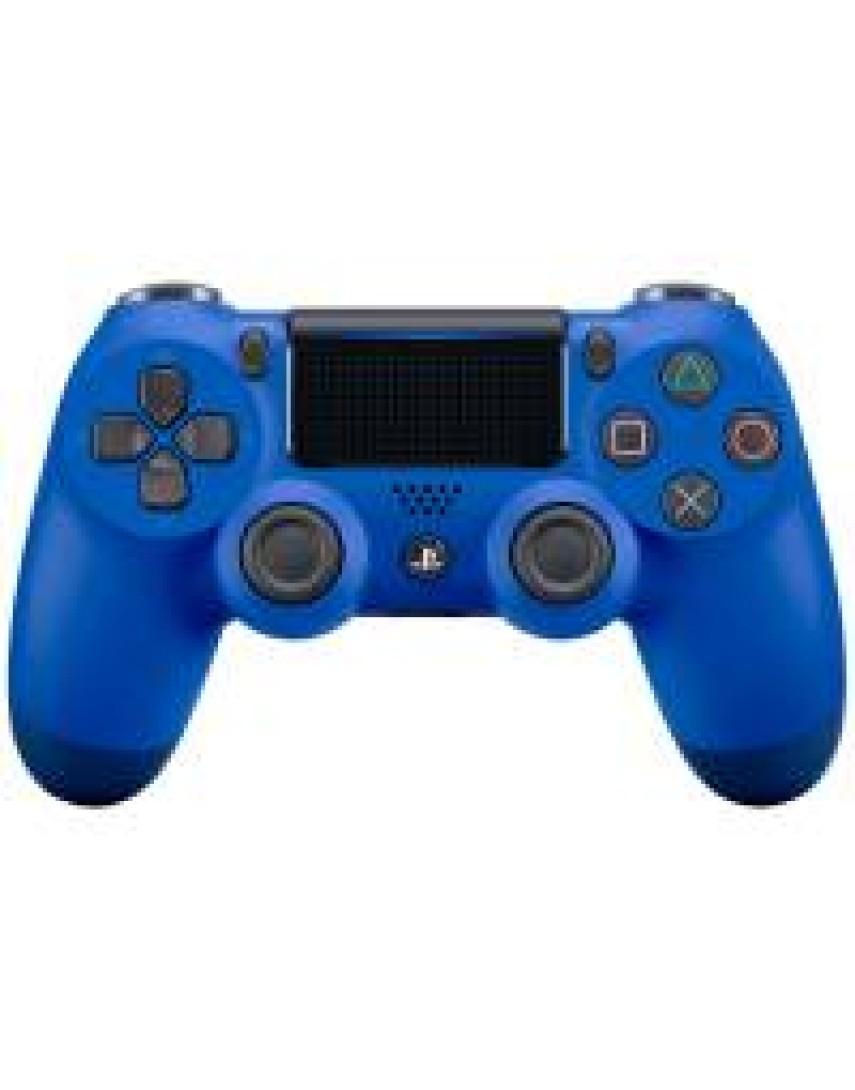 Геймпад для PS4 Dualshock 4 Blue (Дубль)