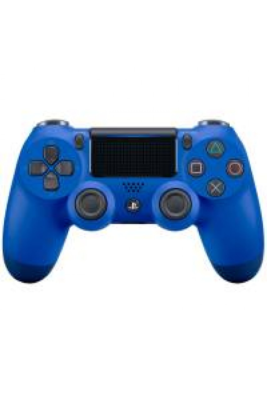 Геймпад для PS4 Dualshock 4 Blue (Дубль)