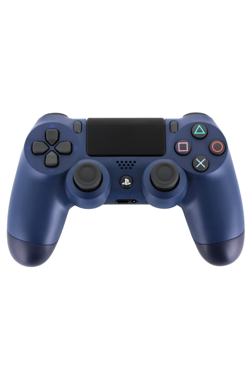 Геймпад для PS4 Dualshock 4 Midnight Blue (Дубль)