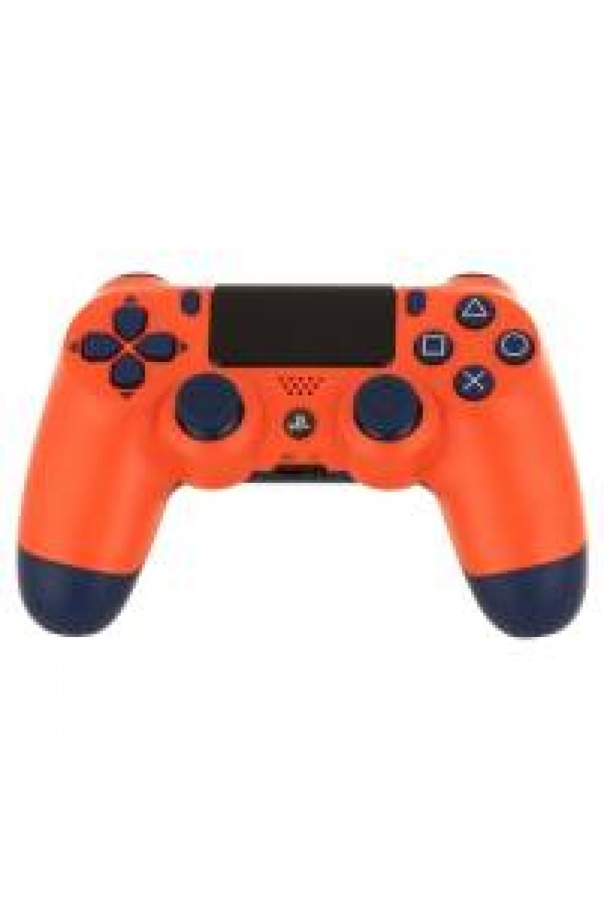 Геймпад для PS4 Dualshock 4 Orange (Дубль)