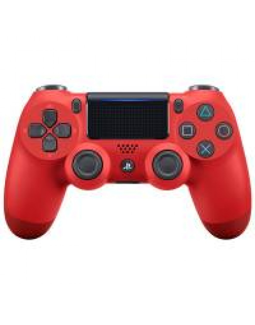 Геймпад для PS4 Dualshock 4 Red (Дубль)
