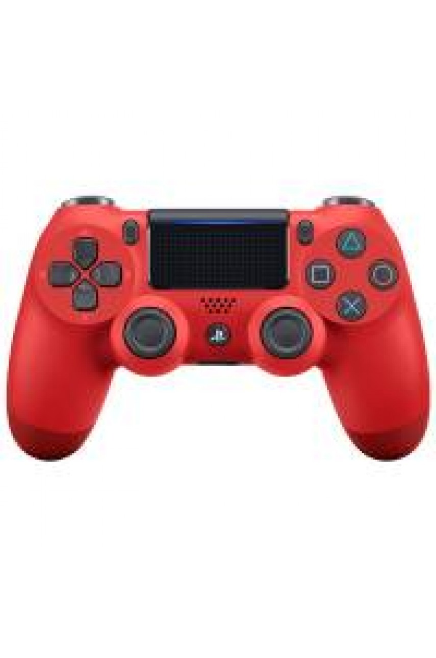 Геймпад для PS4 Dualshock 4 Red