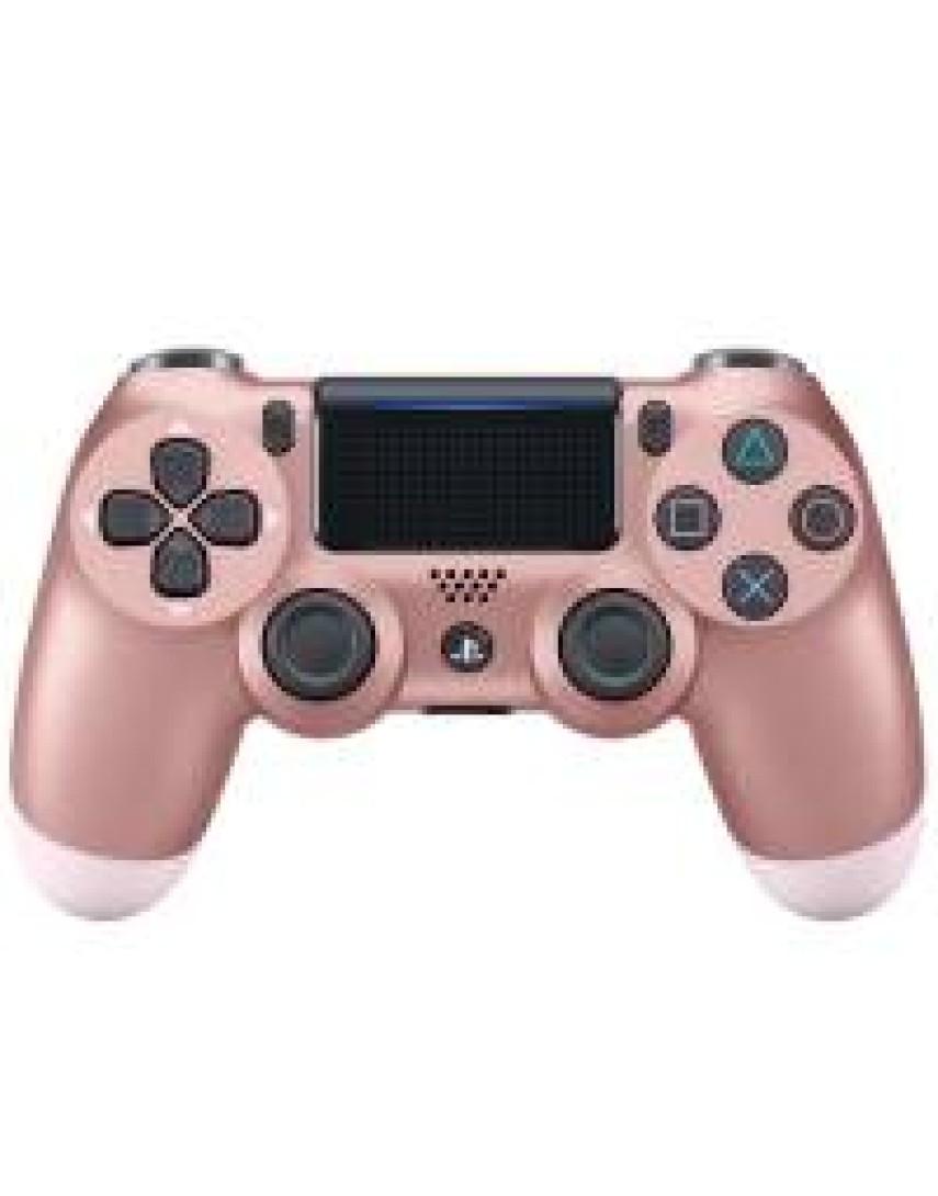 Геймпад для PS4 Dualshock 4 Rose Gold (Дубль)