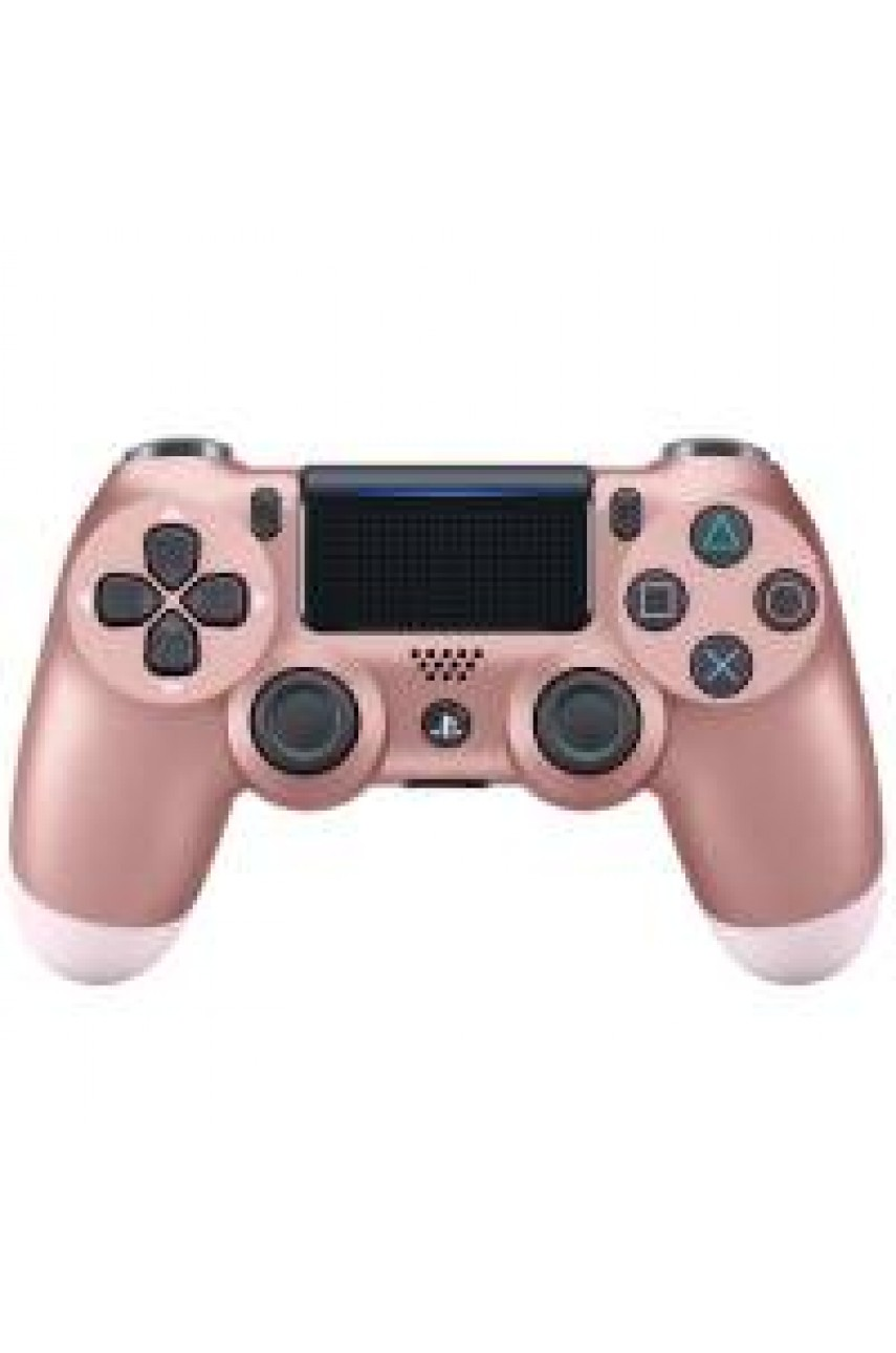 Геймпад для PS4 Dualshock 4 Rose Gold (Дубль)