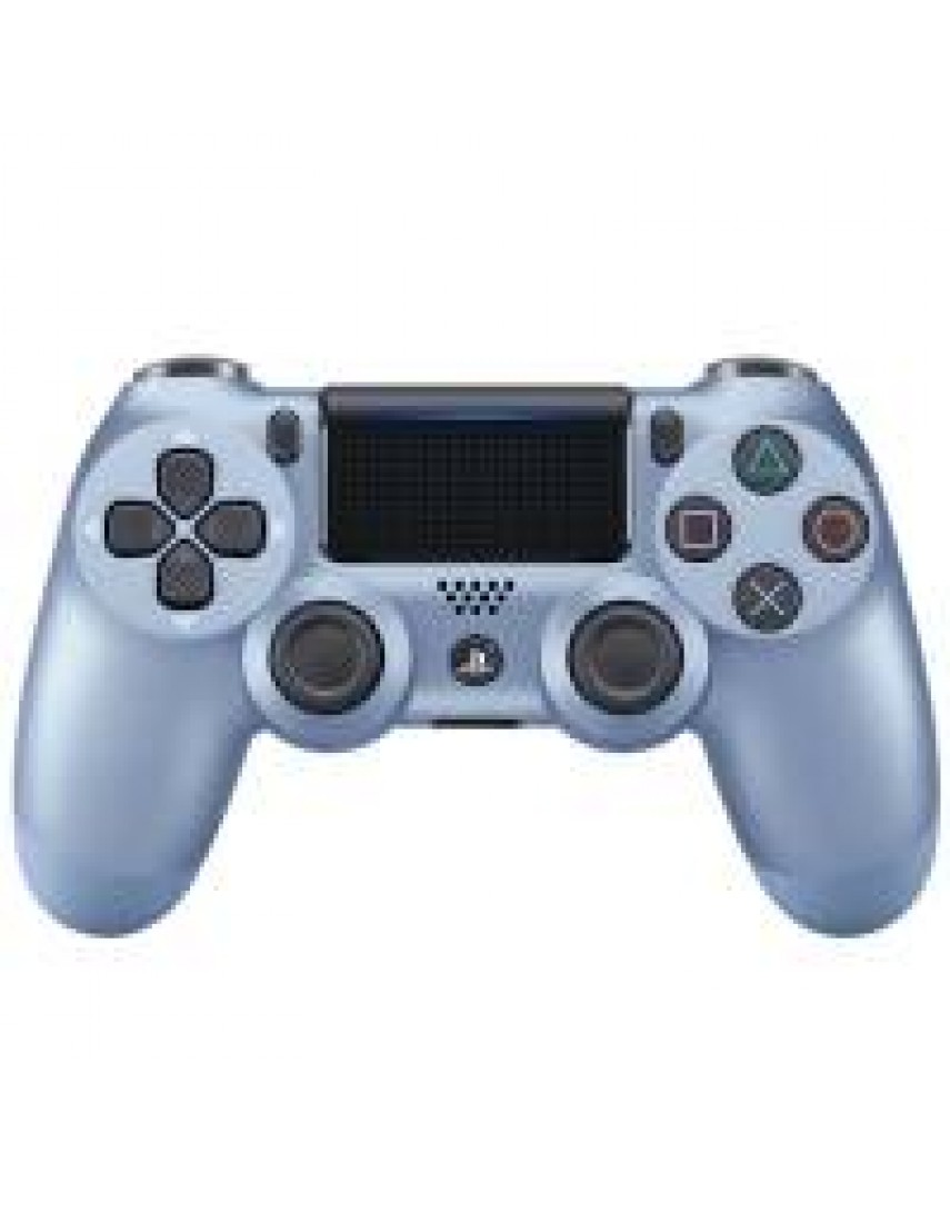 Геймпад для PS4 Dualshock 4 Titanium Blue (Дубль)