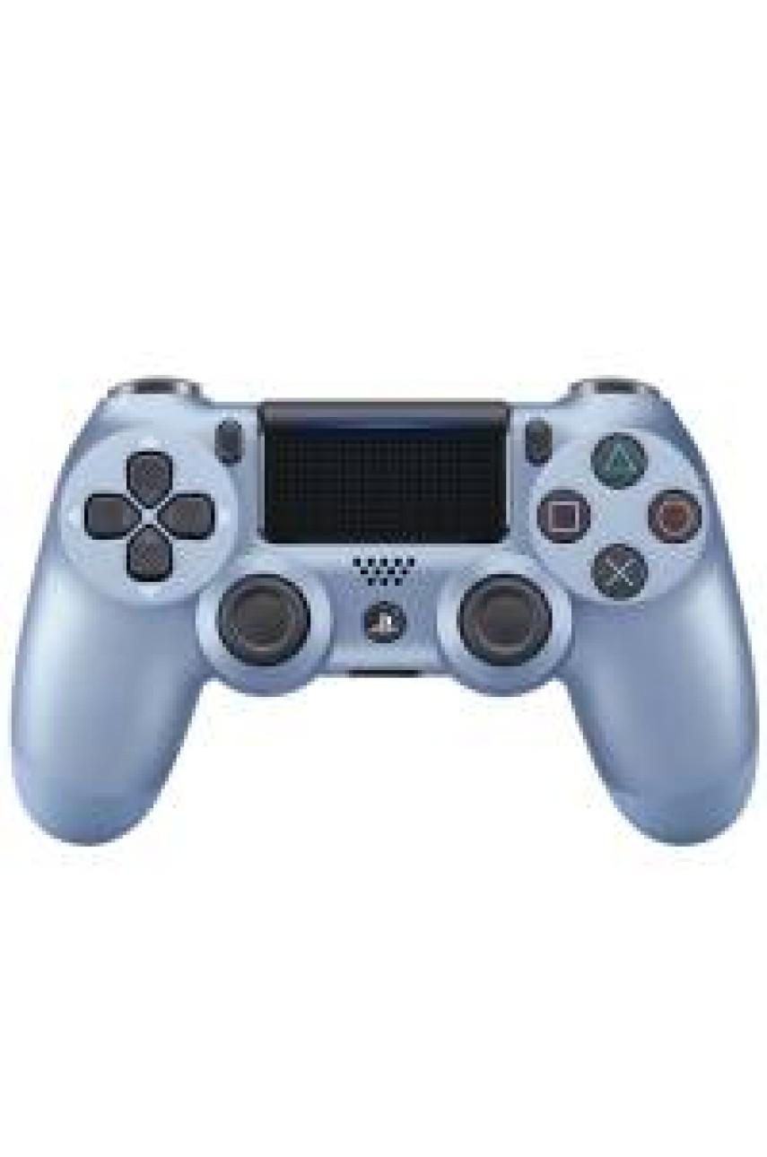 Геймпад для PS4 Dualshock 4 Titanium Blue