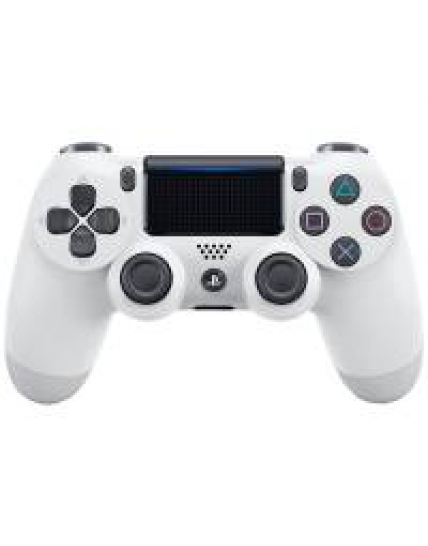 Геймпад для PS4 Dualshock 4 White (Дубль)