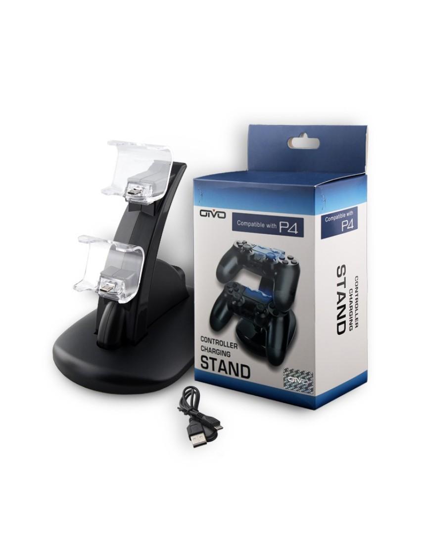 Зарядная станция для геймпадов PS4 OIVO
