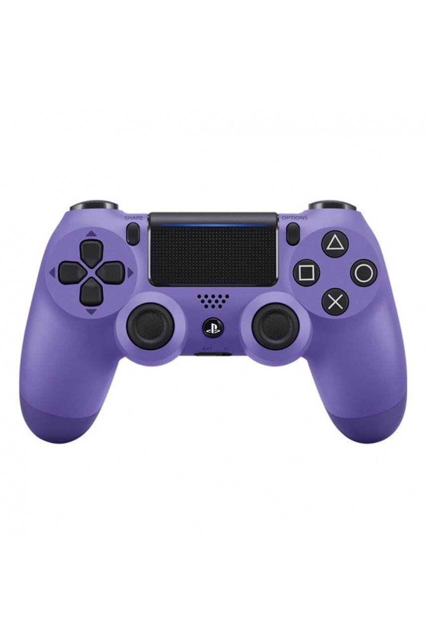 Геймпад для PS4 Dualshock 4 Electric Purple (Дубль)