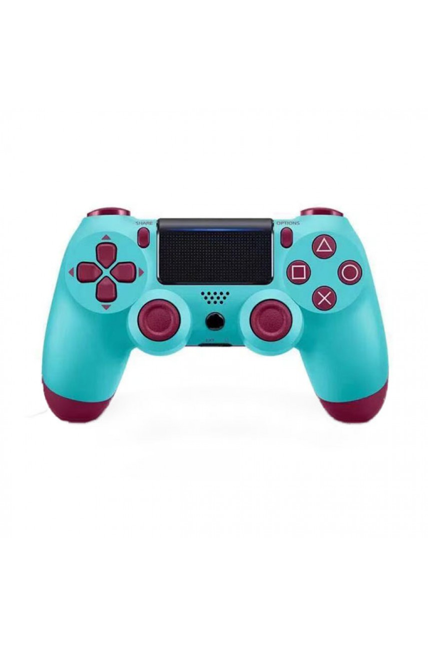 Геймпад для PS4 Dualshock 4 Berry Blue (Дубль)