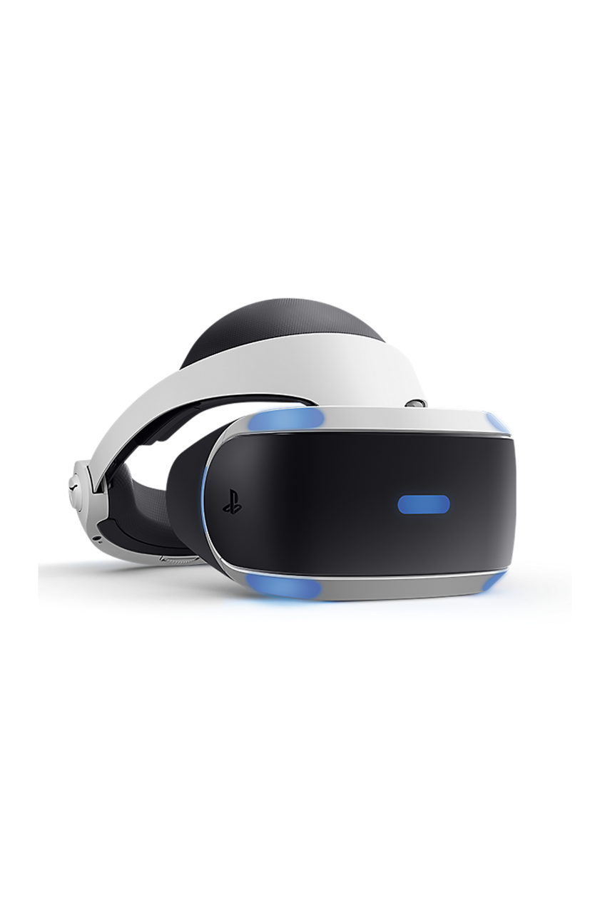 Стартовый комплект очков VR V1 для PS4 (Б/У)