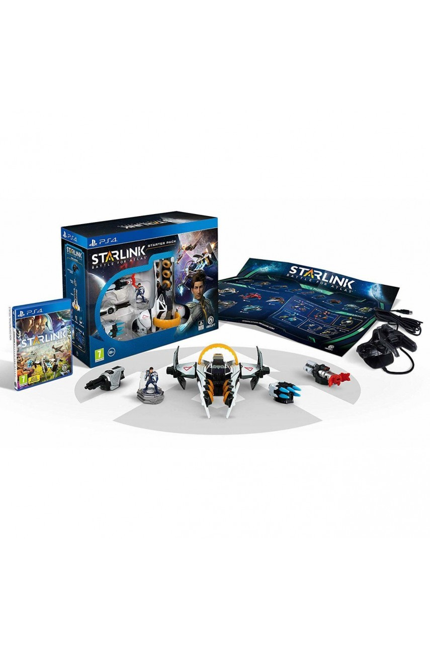 Starlink Battle for Atlas Starter Pack [PS4]