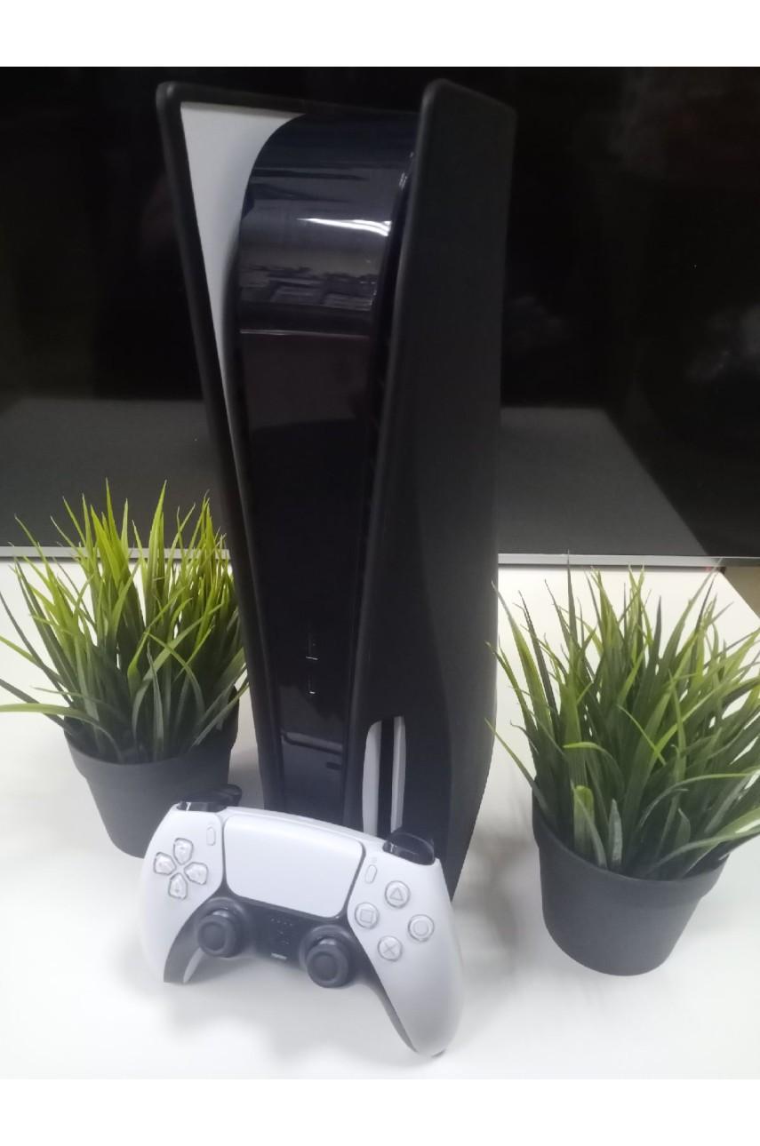 Чехол для консоли Playstation 5 Черный