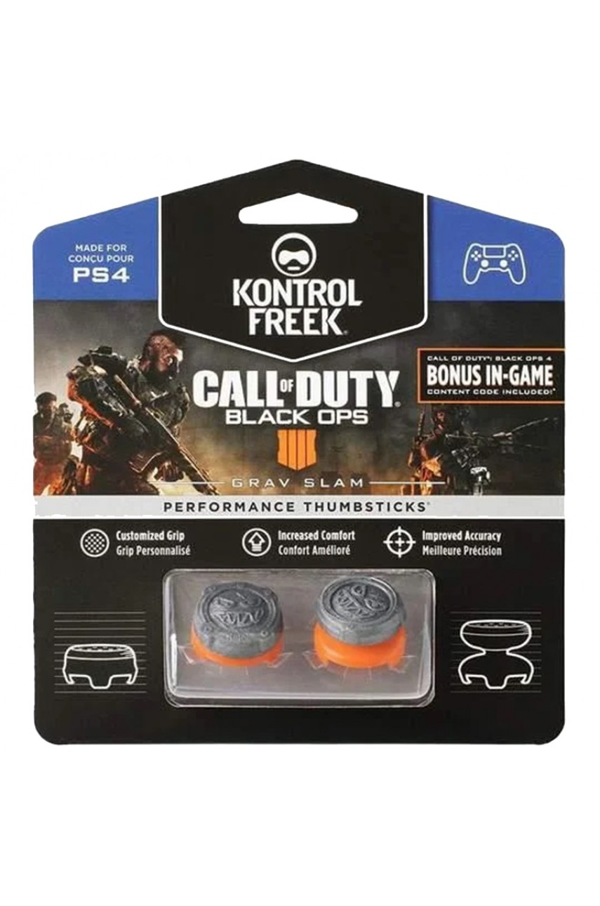 Насадки KontrolFreek Call of Duty Black Ops 4 Grav Slam