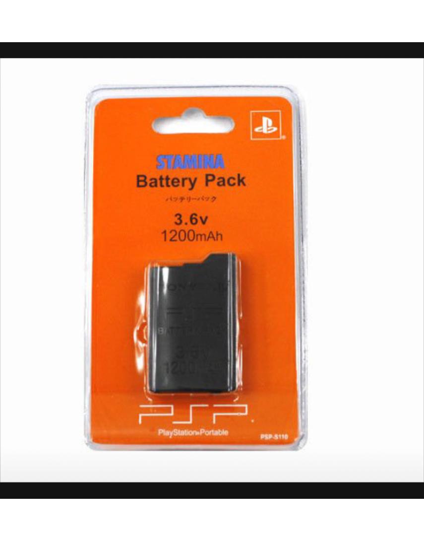 Аккумулятор PSP 2000/3000 на 1200 mAh