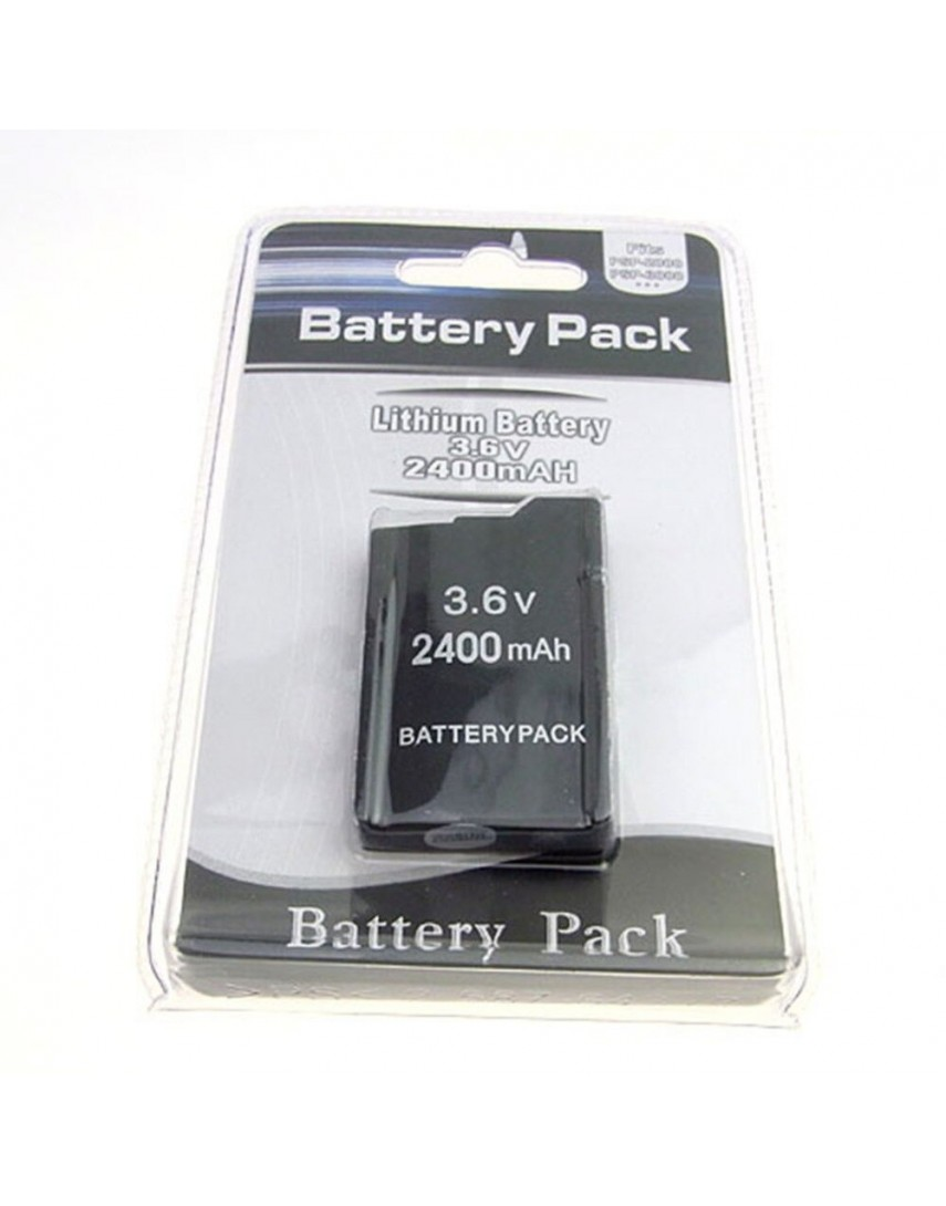 Аккумулятор PSP 2000/3000 на 2400 mAh