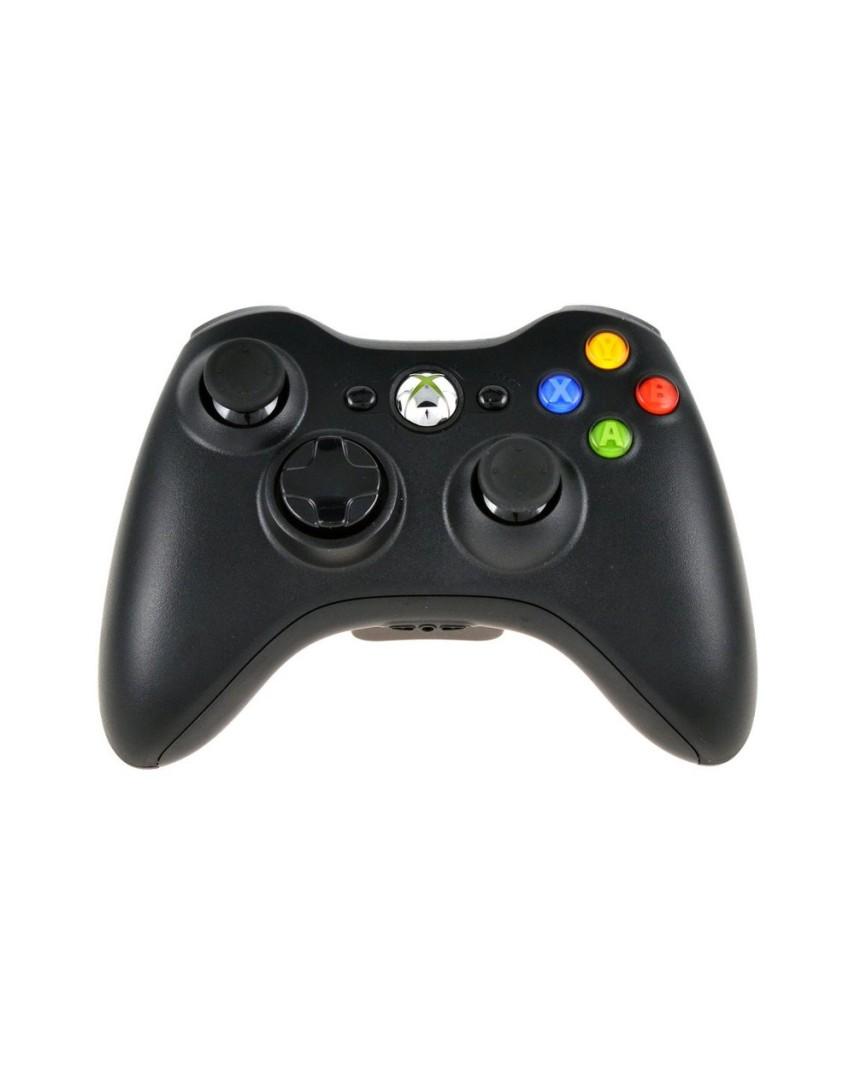 Геймпад для Xbox 360 Black (Б/У)