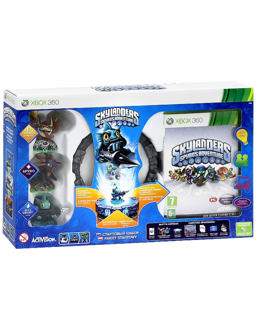 Skylanders Стартовый набор для Xbox 360