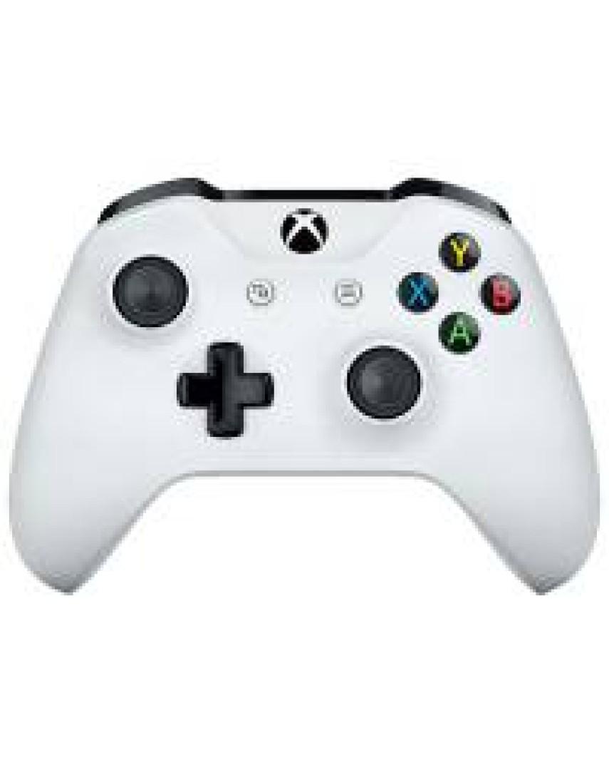 Геймпад для Xbox one White V2 (NEW)