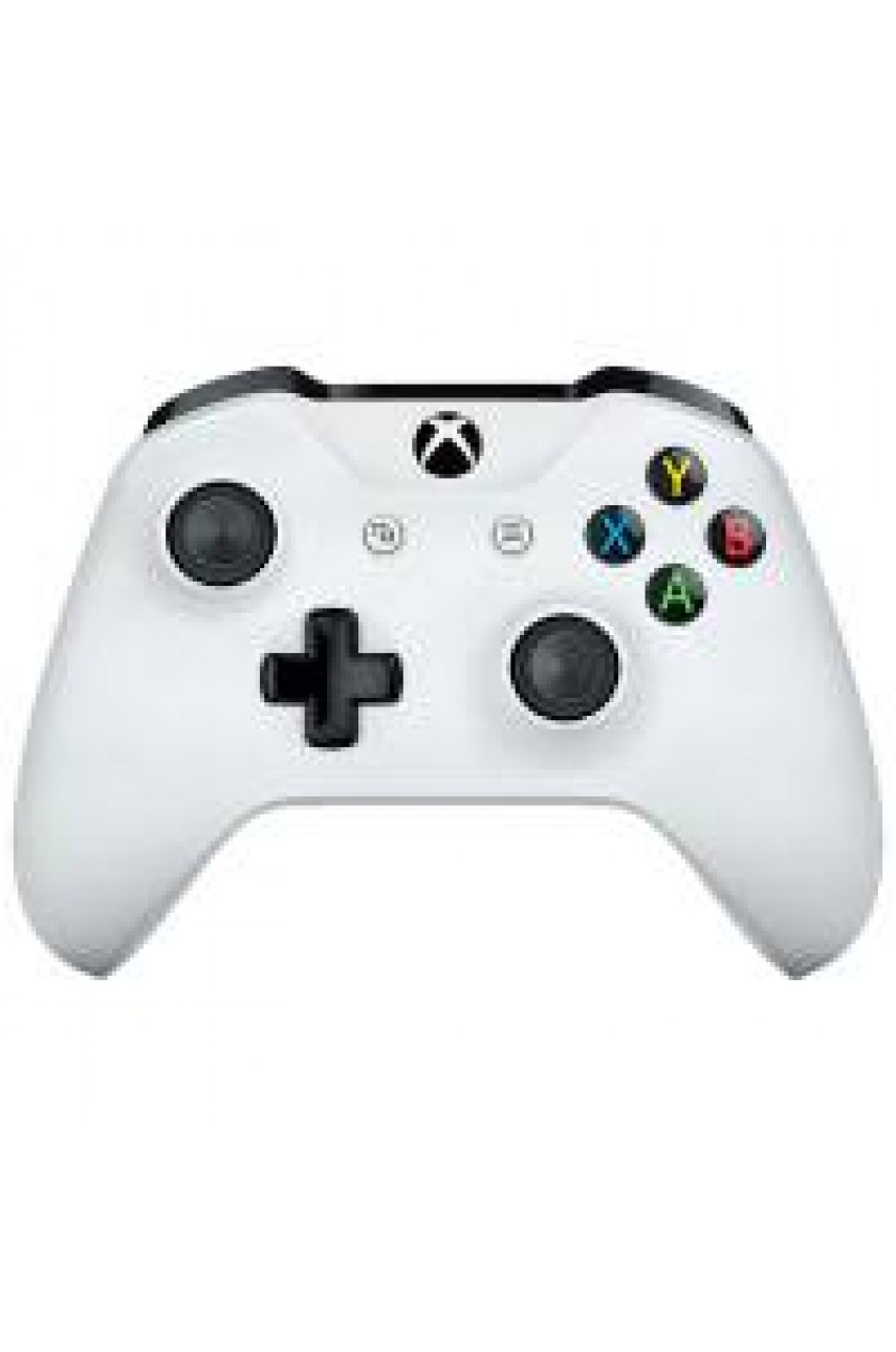 Геймпад для Xbox one White V2 (NEW)